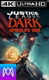Justice League Dark: Apokolips War - Vudu HD4K or iTunes 4K via MA - (Digital Code)