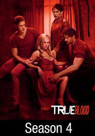True Blood: Season 4 - Google Play (Digital Code) PLEASE READ DESCRIPTION