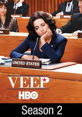 Veep: Season 2 - iTunes HD - (Digital Code)