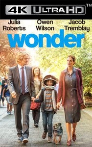 Wonder - Vudu HD4K - (Digital Code)