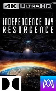 Independence Day: Resurgence - iTunes 4K - (Digital Code)