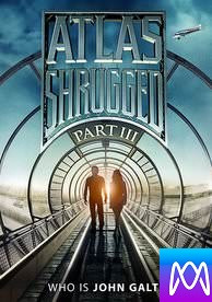 Atlas Shrugged: Part III - Vudu HD or iTunes HD via MA - (Digital Code)