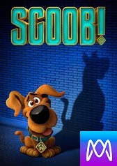 Scoob! - Vudu SD or iTunes SD via MA - (Digital Code)