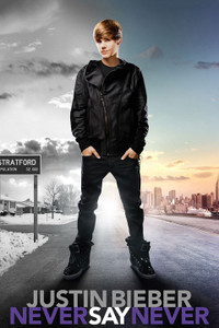 Justin Bieber: Never Say Never - Vudu HD - (Digital Code)
