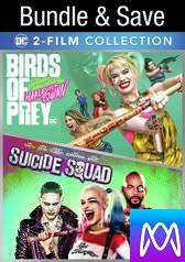 Birds of Prey/Suicide Squad - Vudu HD or iTunes HD via MA - (Digital Code)