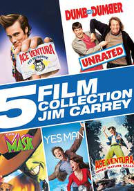 5 Film Collection: Jim Carrey - Vudu SD - (Digital Code)