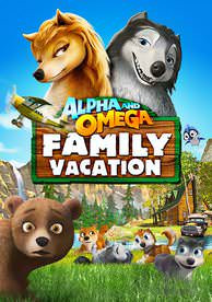 Alpha and Omega: Family Vacation - Vudu SD - (Digital Code)