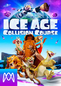 Ice Age: Collision Course - Vudu HD or iTunes HD (Digital Code)