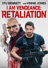 I am Vengeance: Retaliation - Vudu HD or iTunes HD - (Digital Code)