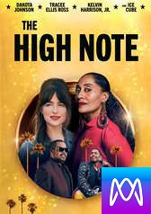 High Note - Vudu HD or iTunes HD via MA - (Digital Code)