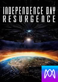 Independence Day: Resurgence - Vudu HD or iTunes HD via MA (Digital Code)