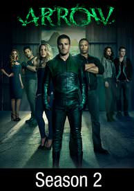 Arrow: Season 2 - Google Play - (Digital Code) PLEASE READ DESCRIPTION