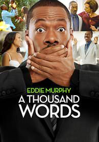 A Thousand Words - Vudu HD - (Digital Code)