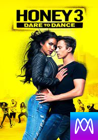 Honey 3: Dare to Dance - Vudu HD (Digital Code)