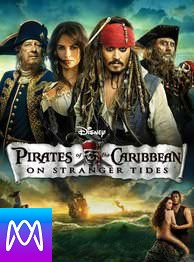 Pirates of the Caribbean: On Stranger Tides - iTunes - (Digital Code)
