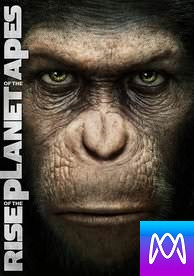Rise of the Planet of the Apes - iTunes - (Digital Code)