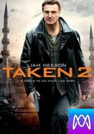 Taken 2 - iTunes - (Digital Code)