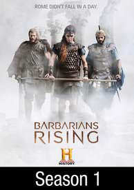 Barbarians Rising - Vudu HD - (Digital Code)
