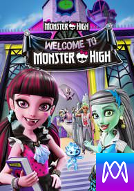 Monster High: Welcome to Monster High - Vudu HD (Digital Code)