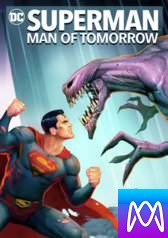 Superman: Man of Tomorrow - Vudu HD or iTunes HD via MA - (Digital Code)