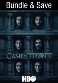 Game of Thrones: Season 1-6 - iTunes HD - (Digital Code)