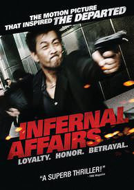 Infernal Affairs - Vudu HD - (Digital Code)