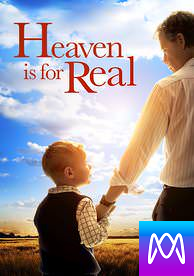 Heaven is For Real - Vudu SD or iTunes SD via MA (Digital Code)