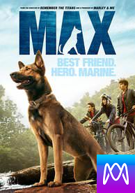 Max - Vudu HD or iTunes HD via MA (Digital Code)