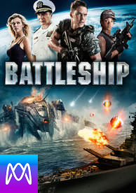 Battleship - Vudu HD (Digital Code)