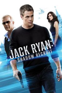 Jack Ryan: Shadow Recruit - Vudu HD (Digital Code)