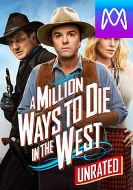 A Million Ways to Die in the West: Unrated - iTunes HD (Digital Code)