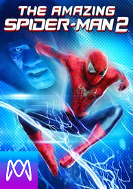 Amazing Spider-Man 2 - Vudu SD or iTunes SD via MA (Digital Code)