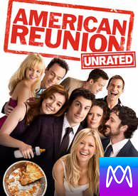 American Reunion Unrated - iTunes HD (Digital Code)