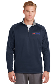 Men's ¼ zip Fleece Pullover