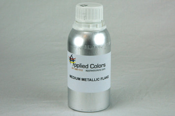 8 oz. Silver Wheel Paint Medium Flake
