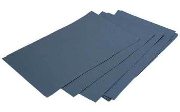 600 grit sandpaper (20 half sheets)