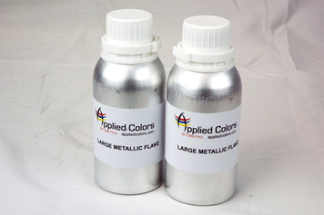 16 oz. Silver Wheel Paint Large Flake