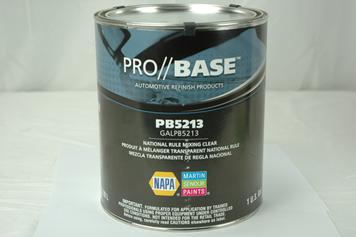 PB5213 Binder/ 1190135 ATX Mixing Clear