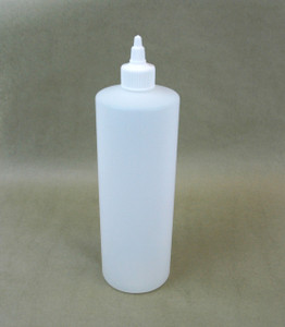 32 oz. Fluorinated Bottle with Twist Top