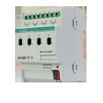Switch Actuator 4 folds 16A - KA/R 04.16.1