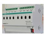 Switch Actuator 8 folds 16A - KA/R 08.16.1
