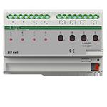 Dimming Controller 4fold, 0/1~10V - ADTV-04/16.1