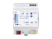 DIN 1 OUT - 700 W - Universal Dimmer Master - DM01D01KNX (Login to see your special price)