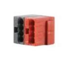 KNX Wago Connectors Black/Red