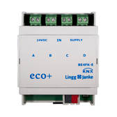 KNX eco+ Binary Inputs 4-Fold, for dry contacts - BE4FK-E