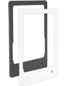 Portrait Bezel Glass iPad 2-4 & iPad Air 1 & 2