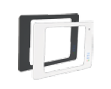 Touchcode Bezel Glass iPad 2-4 & iPad Air