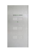 KNX Design Tableaus - Serie Largho R6