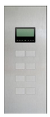 KNX Design Tableaus - Serie Largho R8 LCD