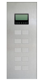 KNX Design Tableaus - Serie Largho R10 LCD